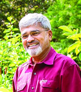 Madhavan Nayar headshot