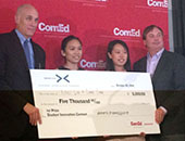 ComEd student winners